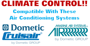 Marine Air Remote Climate Control